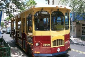 Molly's Trolleys, West Palm Beach