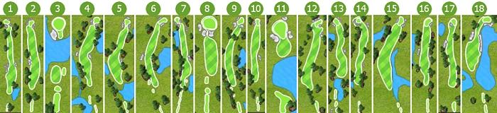 Palm Beach National Golf Course-scorecard-1