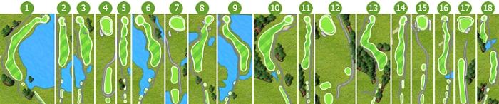 Sandhill Crane Golf Club-scorecard-1